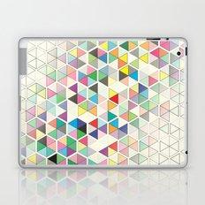 Cuben Split Laptop & iPad Skin