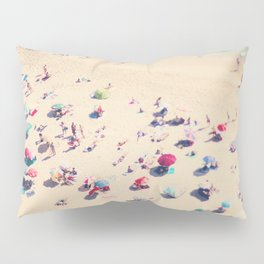 beach summer in love Pillow Sham