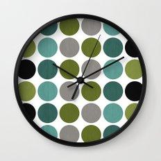 Tranquil Balance Wall Clock