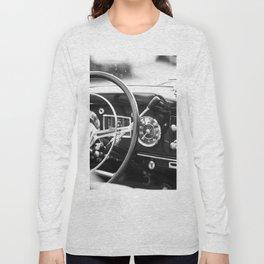 Classic Car Interior Long Sleeve T-shirt
