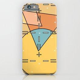 Bauhaus Less is More iPhone Case