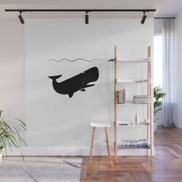 Jonah & the Whale Wall Mural