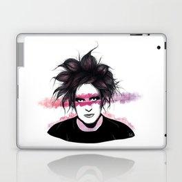 Robert Smith Laptop & iPad Skin