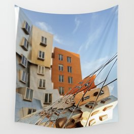 The Ray and Maria Stata Center Wall Tapestry