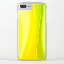 Abstract 157 Clear iPhone Case