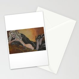Kate Winslet 1 Stationery Cards