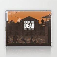 The Walking Dead Prison Walkers Laptop & iPad Skin