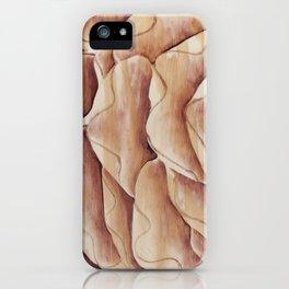 Raining Rose iPhone Case