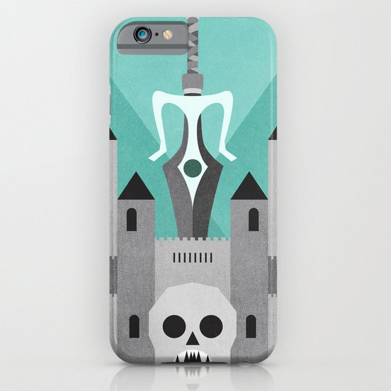 Castle Grayskull iPhone & iPod Case