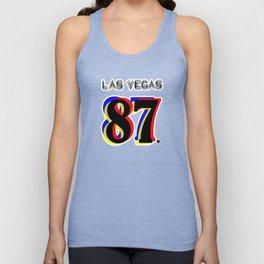 Las Vegas Unisex Tank Top