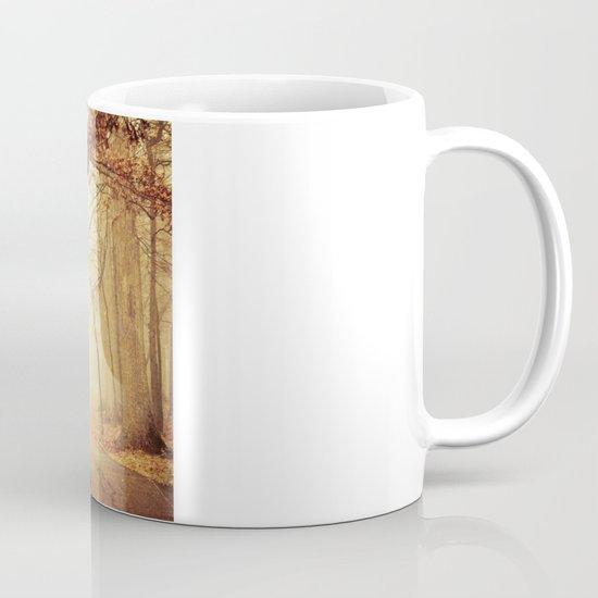 I Heard Whispering in the Woods Mug
