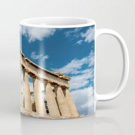 Parthenon Greece Coffee Mug
