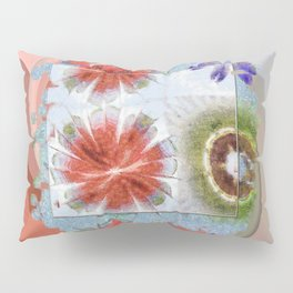 Uncrazy Peeled Flowers  ID:16165-053051-02651 Pillow Sham
