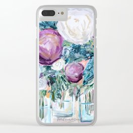 With You Clear iPhone Case