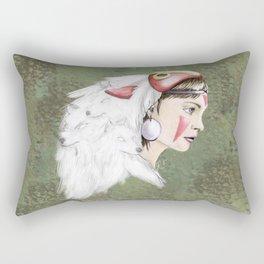 san Rectangular Pillow