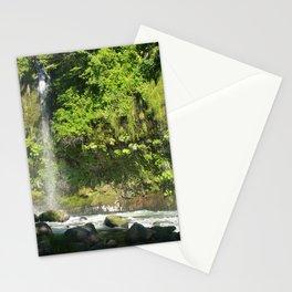 Mossbrea Falls Stationery Cards