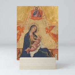 Andrea di Bartolo - Madonna and Child Mini Art Print