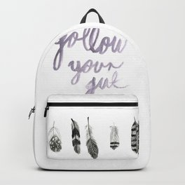 Follow Your Gut Backpack
