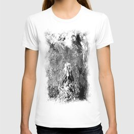 Symphony in White and Black T-shirt