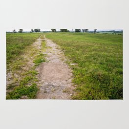 Ole' Kentucky Road Rug