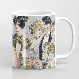 glamorous ladies Coffee Mug