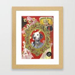 "Adina ""Dotty"" Zivkovic Framed Art Print"