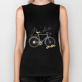Bike on Biker Tank