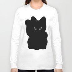 Maneki-neko Long Sleeve T-shirt