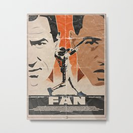The FAN - Tony Scott Metal Print
