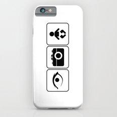 I Photograph Babies Slim Case iPhone 6s