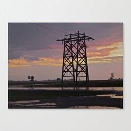 Nashville, 2012 Canvas Print
