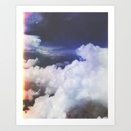 Cloud Nine Art Print