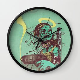 Guard II. Wall Clock