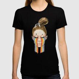 Cry me a rainbow T-shirt