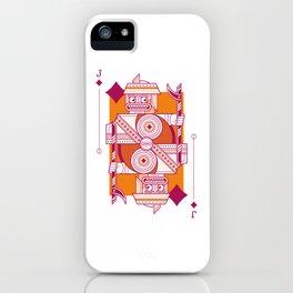 Delirium Jack of Diamonds iPhone Case