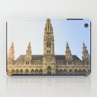 vienna iPad Cases featuring Rauthaus   Vienna by Carrie Baker