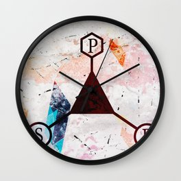 SpB Wall Clock