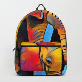 Elephant 3 Backpack