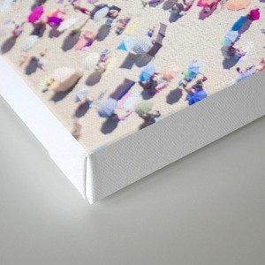 beach love IV Canvas Print