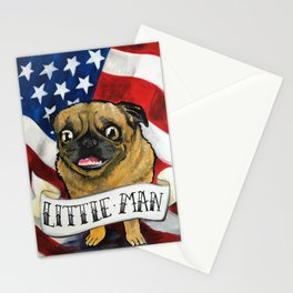Little Man Stationery Cards
