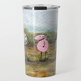 Skippy's Wardrobe Travel Mug