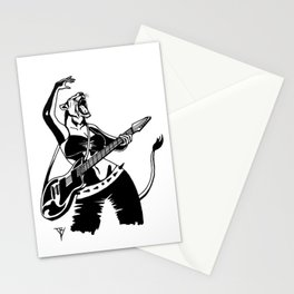 AniMusic (LIONESS) Stationery Cards