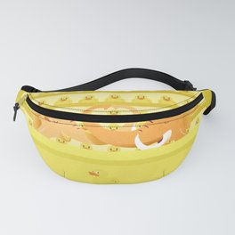 Love is in the air and in ... Bath 2 Fanny Pack