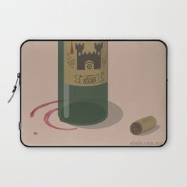 chateau œil Laptop Sleeve