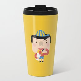 Ice Cream Please (Yellow Tales Series #2) Travel Mug