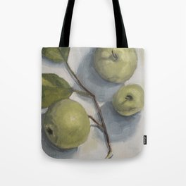 windfall apples Tote Bag