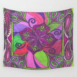 Shangri-la-la Wall Tapestry