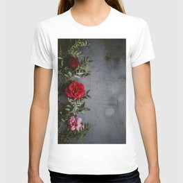 The Red Roses (Color) T-shirt