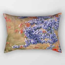 Blossoms of Spring Rectangular Pillow