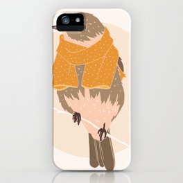All Rugged Up iPhone Case